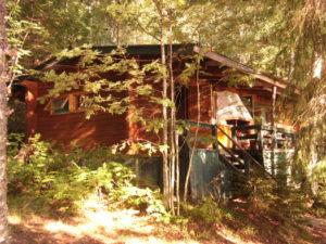 Kukkupuu - Hütte am See - Lake cottage